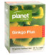 Planet Organic Ginkgo With Green Tea Bags 25s