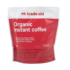 Trade Aid Organic Instant Coffee 100g