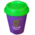 Ideal Coffee Cup with Naturally Organic Logo