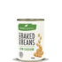 Ceres Organics Baked Beans Can Low Sodium 400g