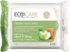Ecocare Organic Facial Wipes Apple & Honey 25 Wipes
