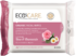 Ecocare Organic Facial Wipes Rose & Chamomile 25 wipes
