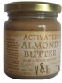 Vigor & Vitality Activated Almond Butter 200g