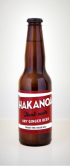 Hakanoa Hand Made Dry Ginger Beer 330ml