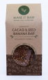 Make it Raw Cacao & Seed Banana Bars