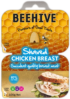 Beehive Shaved Chicken Breast 100g