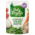Only Organic Vegetable Chicken Risotto 220g