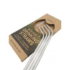 Caliwoods Drinking Reuseable Straws 4 Pack
