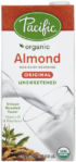Pacific Foods Unsweetened Almond Milk 946ml