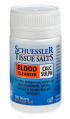 Schuessler Tissue Salts Blood Cleanser 125 Tabs