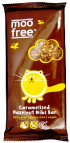 Moo Free Carmaelised Hazelnut Chocolate Bar 100g